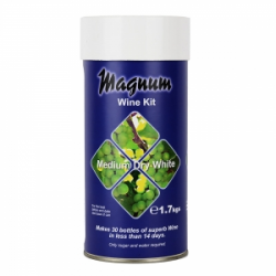 MAGNUM WINE KIT DRY WHITE