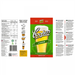COOPERS LAGER 1,7KG