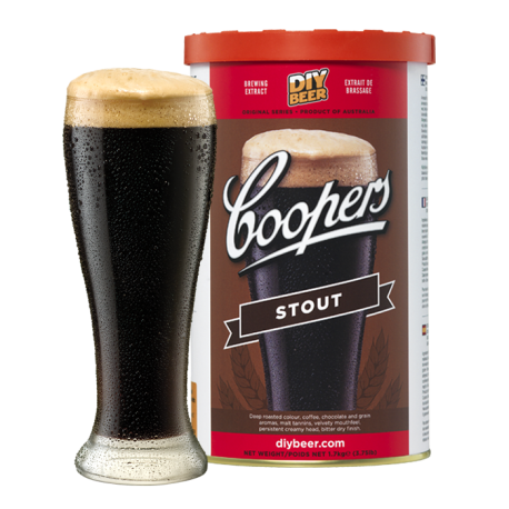 COOPERS STOUT 1,7KG