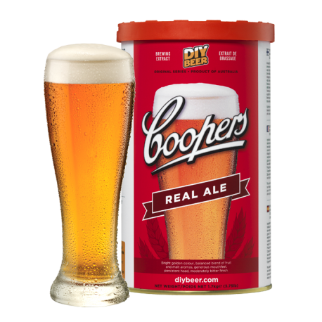 COOPERS REAL ALE1,7KG