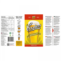COOPERS DRAUGHT 1,7KG