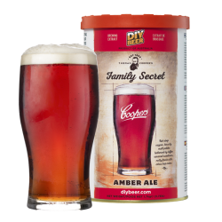COOPERS AMBER ALE1,7KG