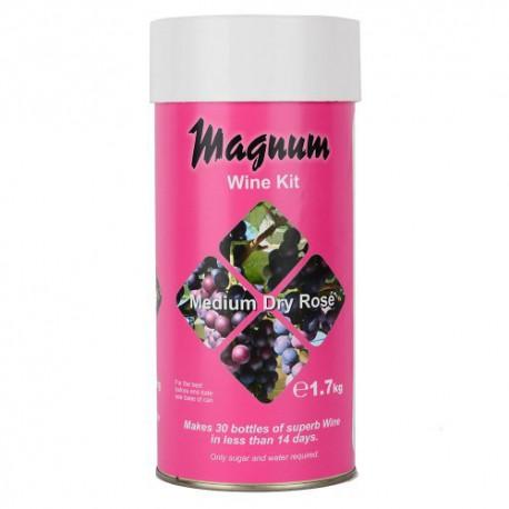 MAGNUM WINE KIT MEDIUM DRY ROSE